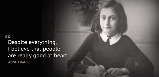 Photo Credit: annefrank.org